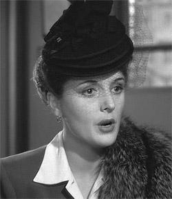 Mary Astor in The Maltese Falcon