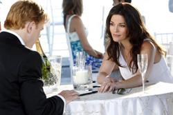 Horatio Caine and Marisol in the Season 10 Premiere of CSI Miami