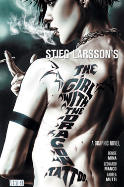 The Girl With The Dragon Tattoo by Stieg Larsson and Denise Mina
