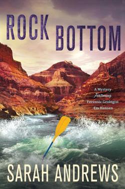 Rock Bottom by Sarah Andrews
