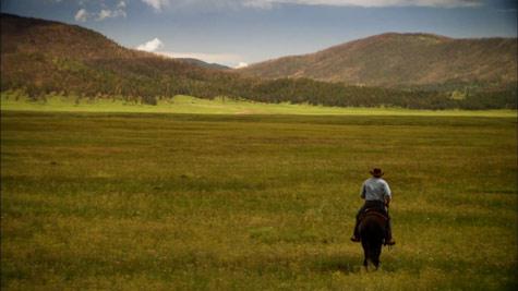 Sheriff Walt Longmire Rides Away in 2.13,