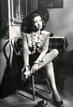 Noir's Hard Luck Ladies: Linda Darnell - Criminal Element