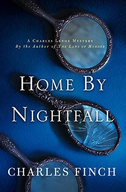 Home by Nightfall: A Charles Lenox Mystery by Charles Finch, James Langton